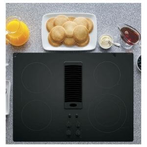 GE PP9830DJBB Profile Series Electric Cooktop