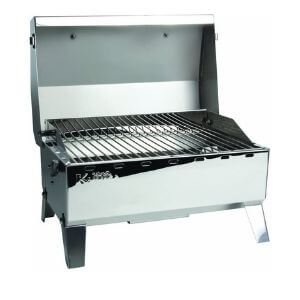 Kuuma Premium Stainless Steel Mountable Gas Grill