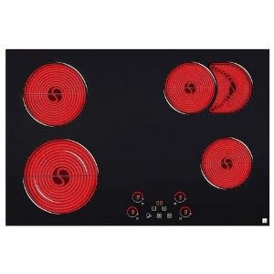 Ramblewood EC4-70 Electric Cooktop