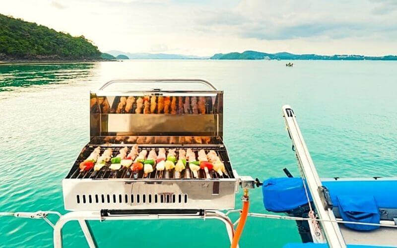 Boat Grills