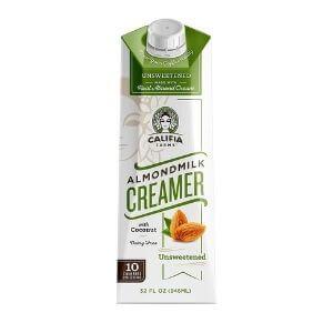 Califia Coconut Cream Coffee Creamer