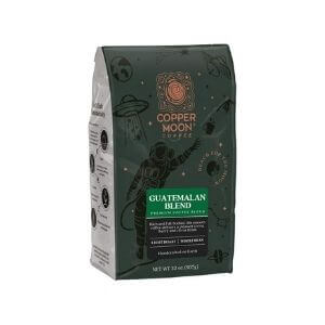 Copper Blend Whole Bean Coffee