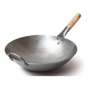 Craft Traditional Carbon Steel Wok