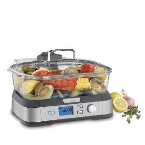 Cuisinart Digital Glass Steamer