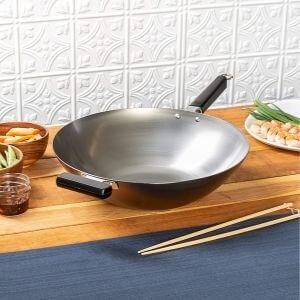 Joyce Chen Flat Bottom Wok