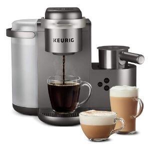 Keurig K-Cafe Special Edition Single Serve K-Cup Pod Coffee