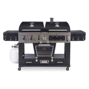 Pit Boss Memphis Ultimate 4-in-1 LP Gas