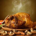 reheat turkey