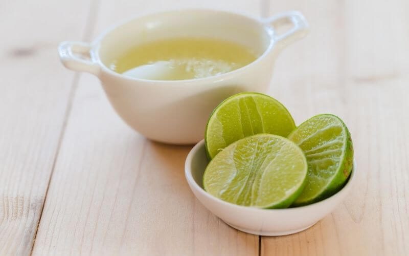 Clean a Coffee Maker with Lemon