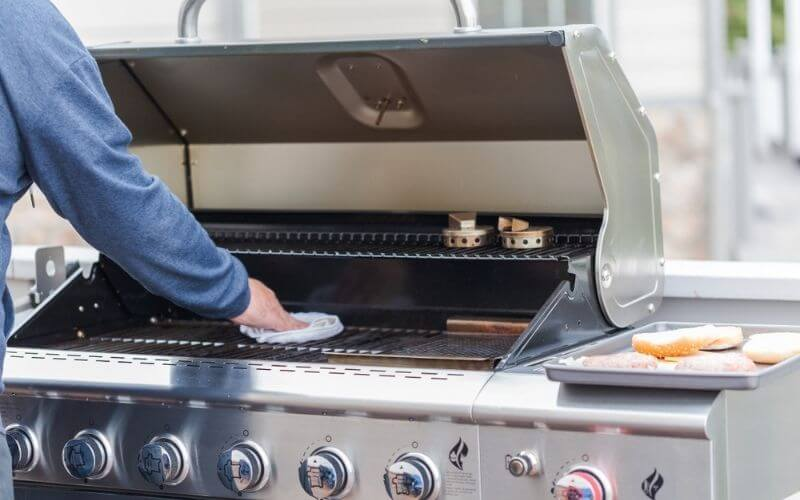 Maintenance Tips for Gas Grills
