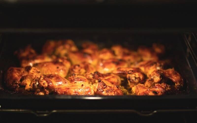 Reheat Chicken Wings