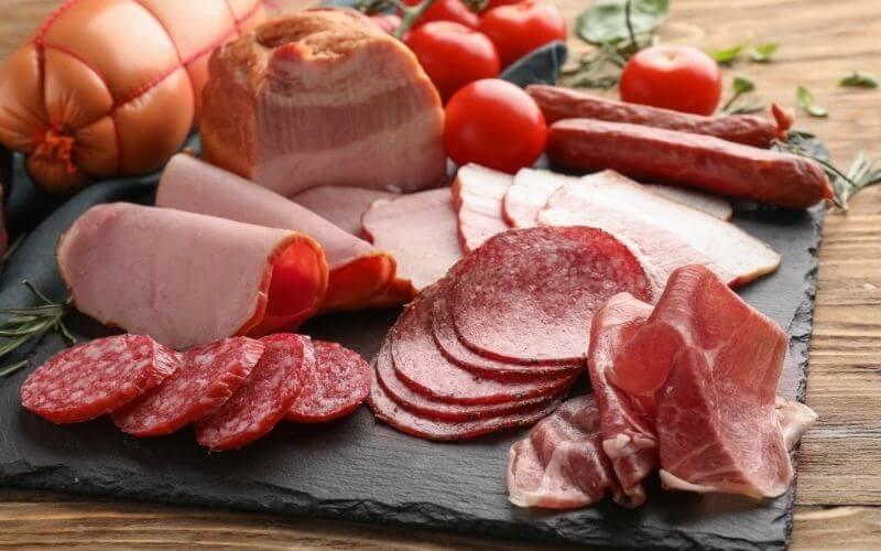 delicious deli meats