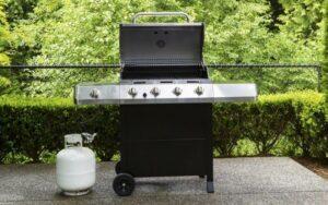 start a weber grill