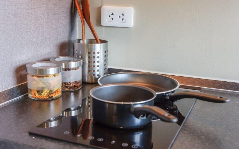 Protect Glass Top Stove from Cast Iron Pans