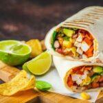 Reheat a Burrito