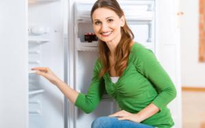defrosting refrigerators