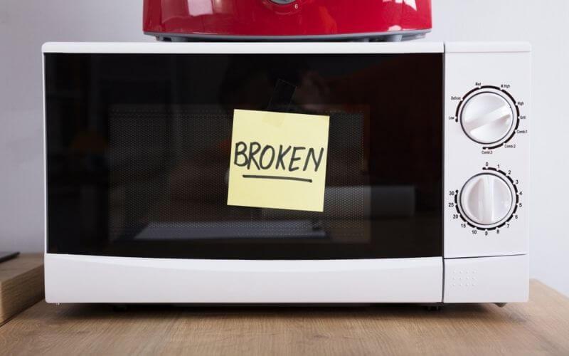 Broken Microwaves