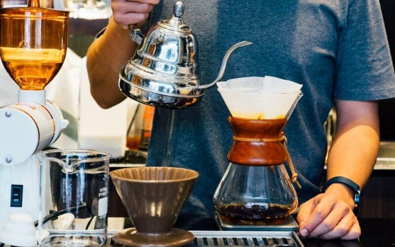 Pour Over Brewing