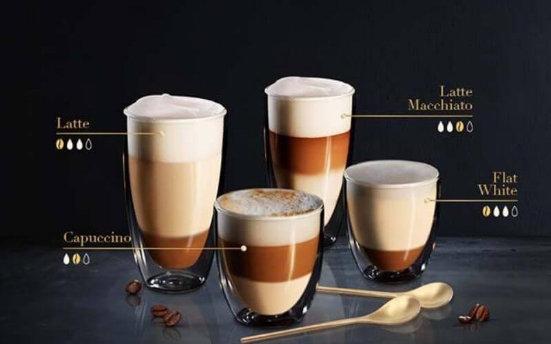cortado coffee vs flat white