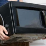 dispose of microwave ovens