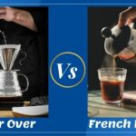pour over and French press brewers
