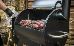 traeger pellets guide