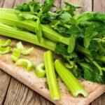 Freeze Celery