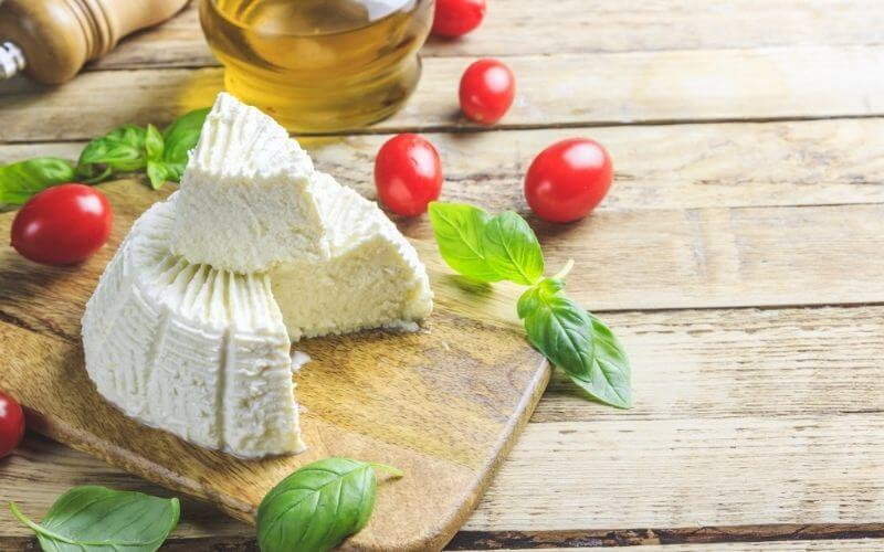 can ricotta cheese be frozen