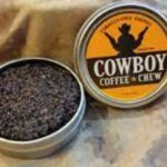 cowboy chewing tobacco