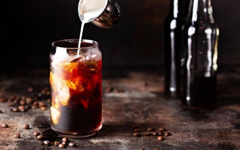 drinking expired coffee creamer