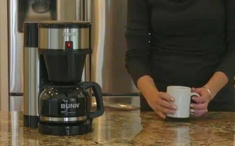 how to use bunn coffee maker
