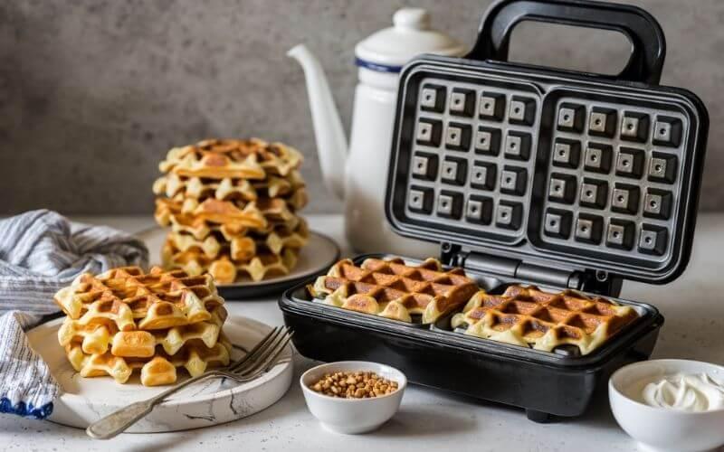 Maintenance Tips for Waffle Iron