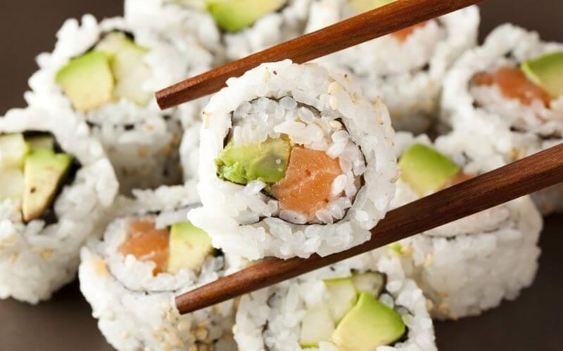 can you freeze sushi