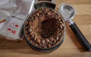 grind coffee in food processor