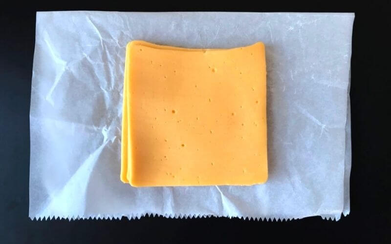 how long does deli american cheese last