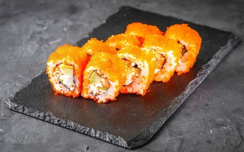 masago in sushi