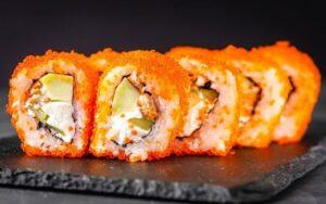 masago sushi roll
