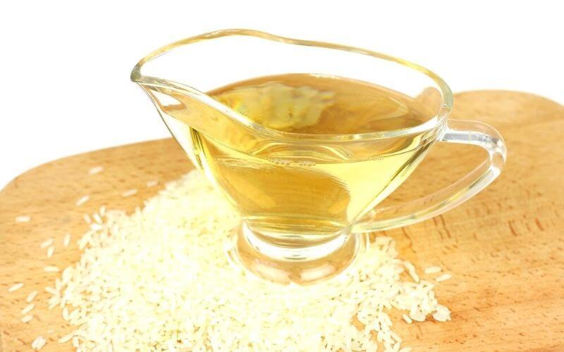 substitute for rice vinegar