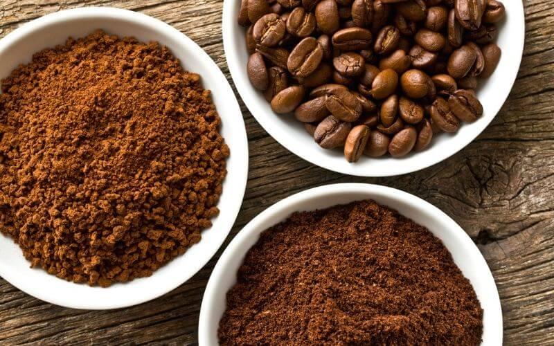 Coffee Beans vs. Coffee Grounds