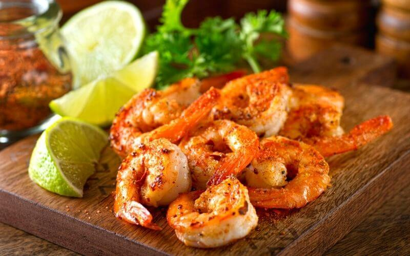 how to tell if shrimp is cooked