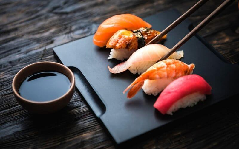 sushi vs sashimi vs nigiri