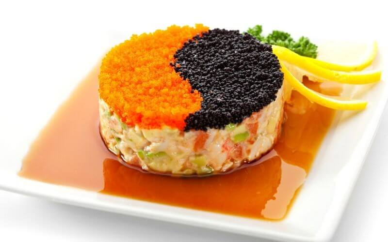 tobiko sushi recipe