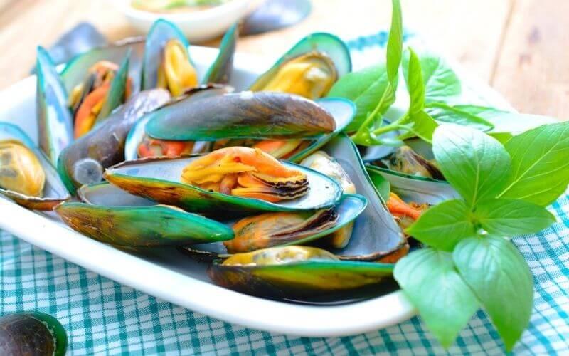 green mussels vs black mussels