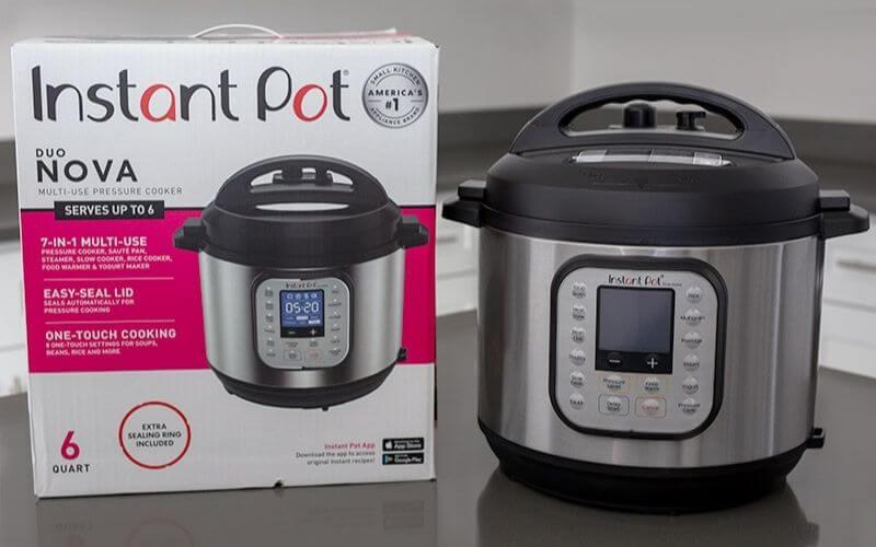 Instant Pot Duo vs Duo Nova