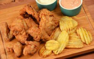 best broasted chicken