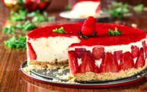 philadelphia cream cheese no bake cheesecake